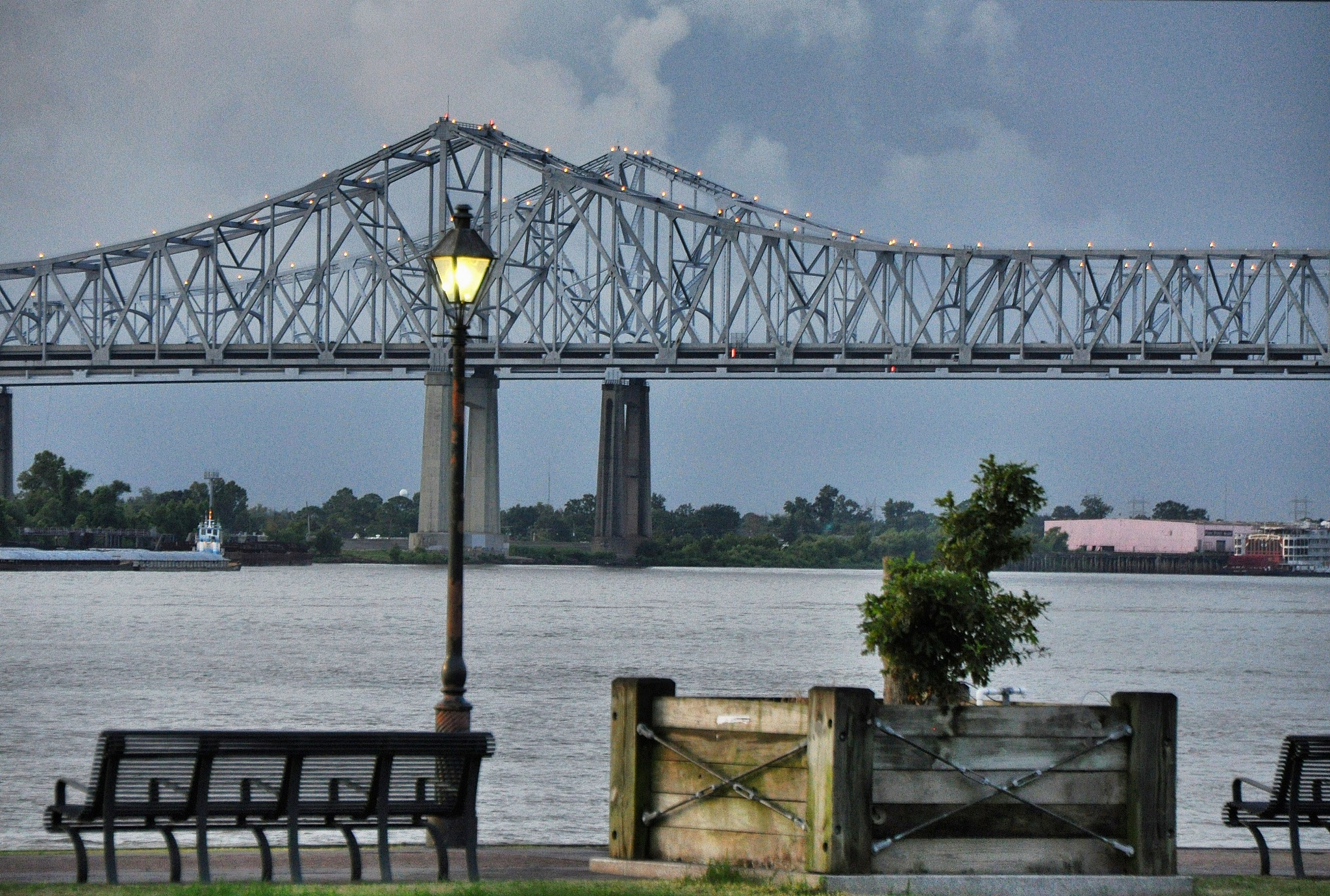 Mississippi River (photo by Josie Young)