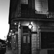 NOLA at night