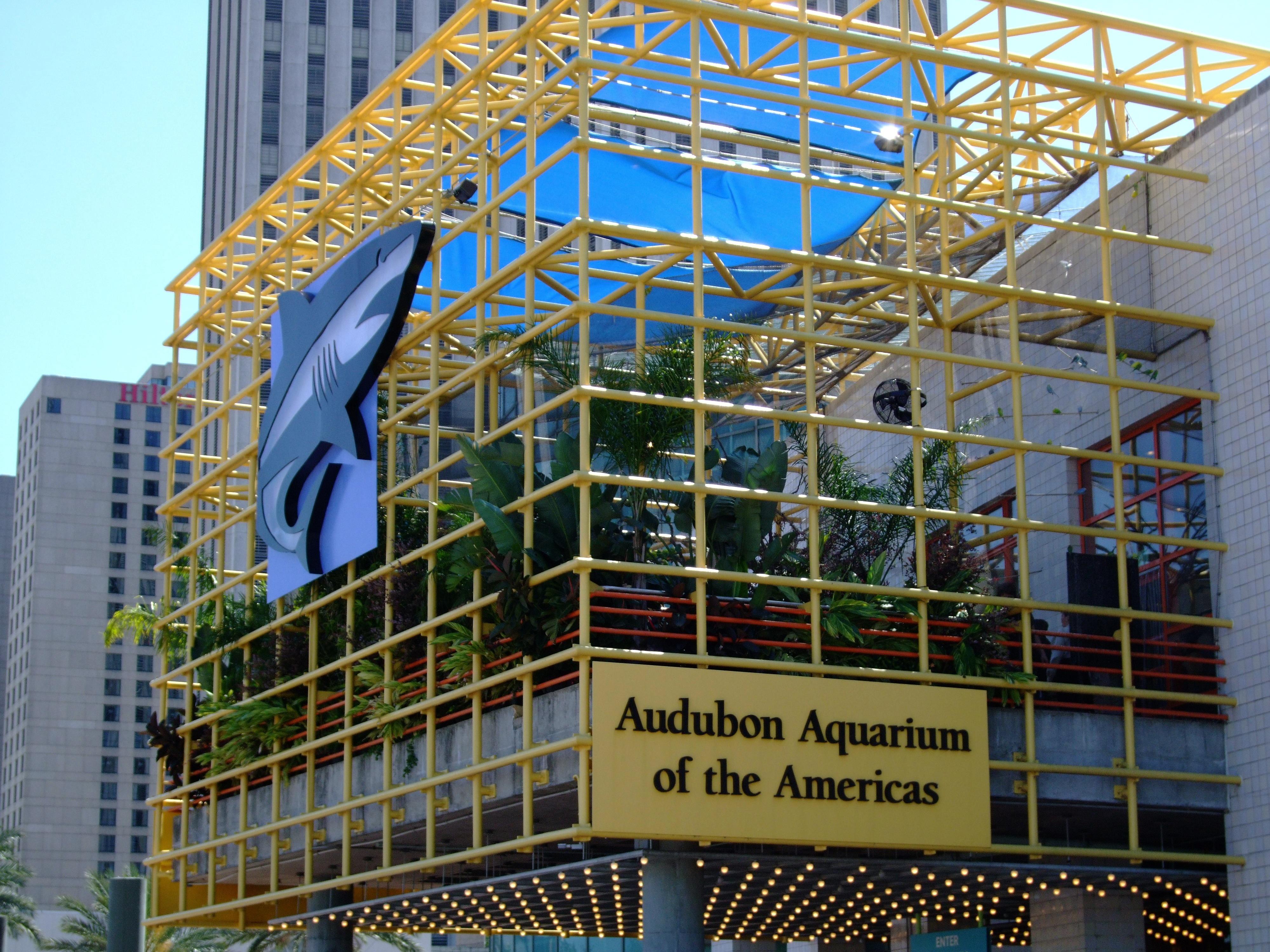 Aquarium of Americas