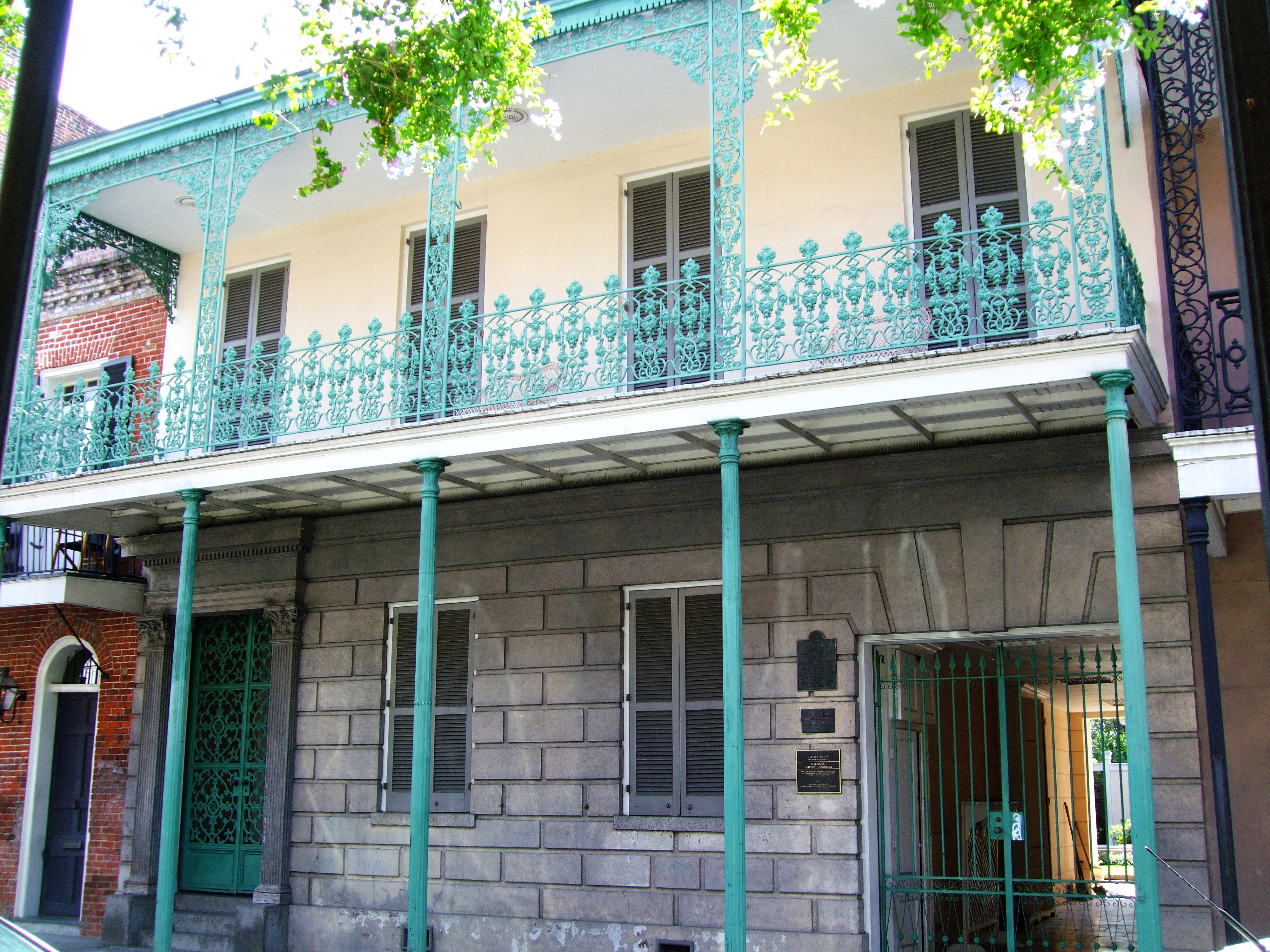 The Gallier Historic House New Orleans Easy Travel Guide