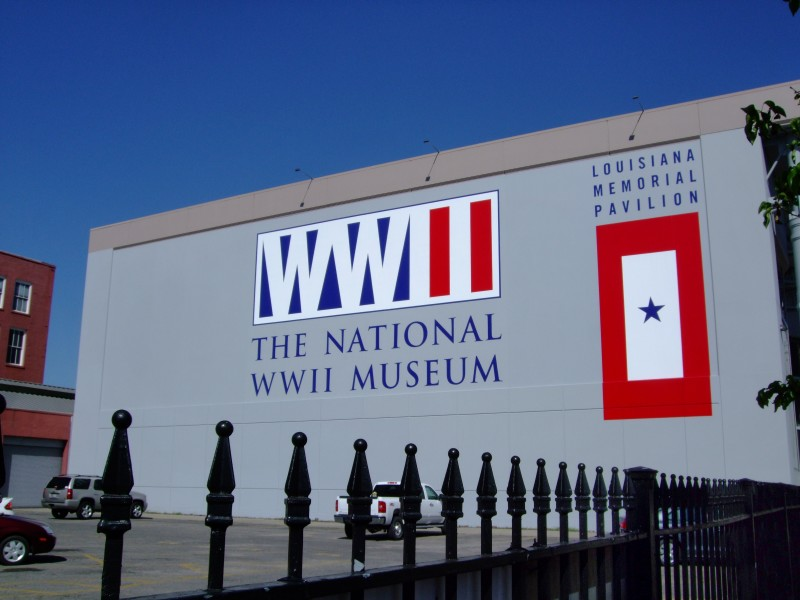 The National WW2 Museum